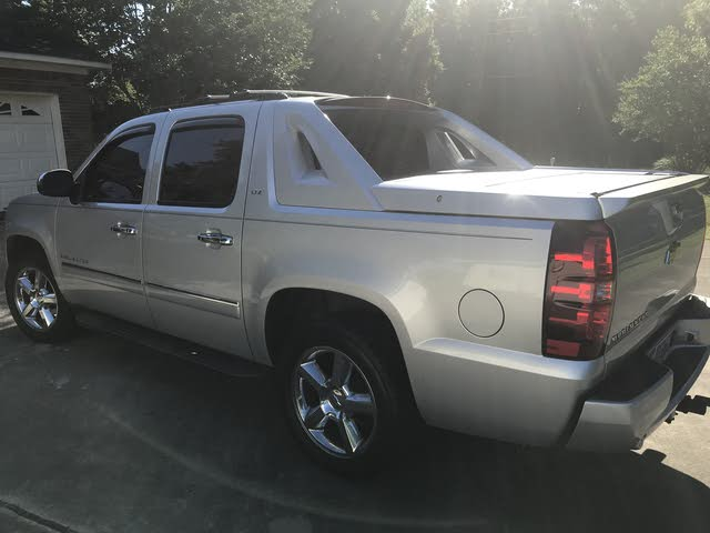 Picture of 2012 Chevrolet Avalanche LTZ RWD