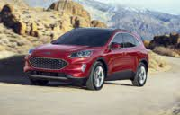 2020 Ford Escape Hybrid Picture Gallery