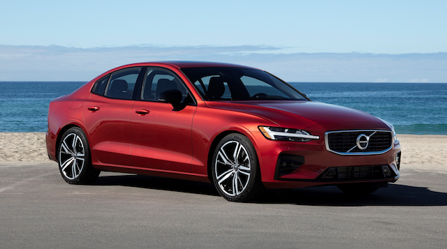 2020 volvo s60 - pictures