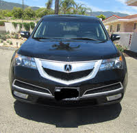 Picture of 2012 Acura MDX SH-AWD with Technology and Entertainment Package, exterior, gallery_worthy