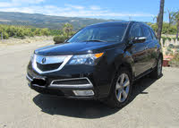 2012 Acura MDX Picture Gallery