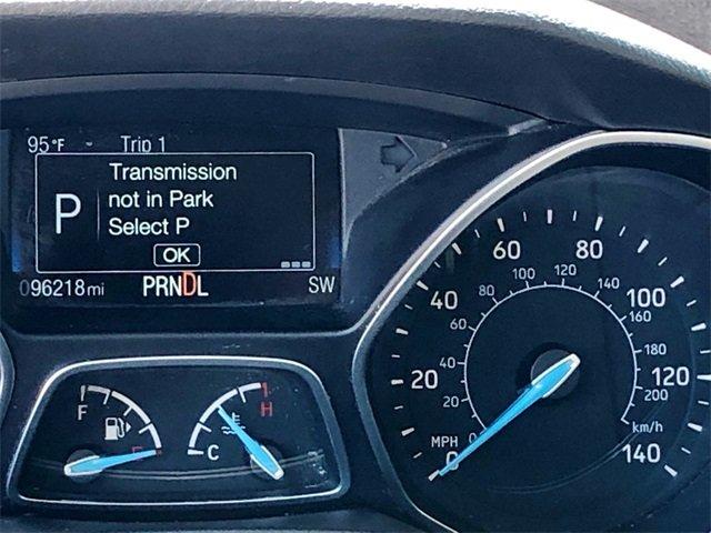 Ford Focus Transmission