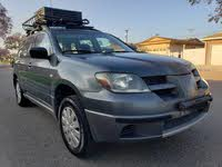 Picture of 2004 Mitsubishi Outlander LS, exterior, gallery_worthy