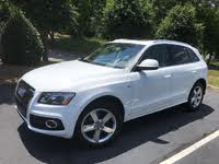 2011 Audi Q5 Picture Gallery