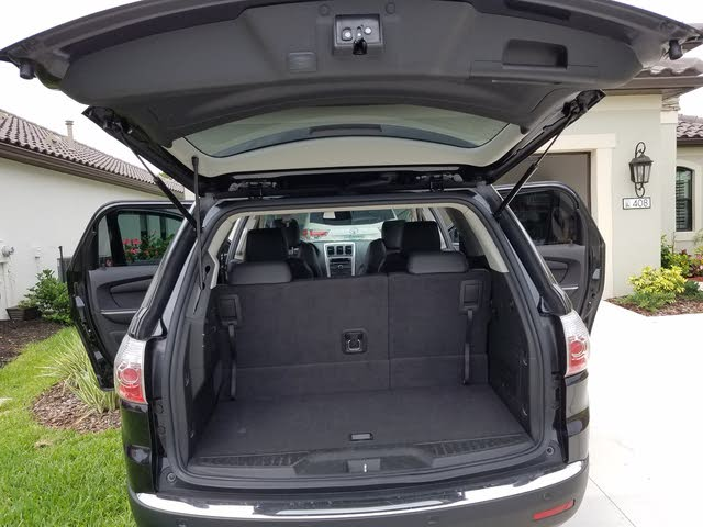 Picture of 2011 GMC Acadia SLT-2 FWD, interior, gallery_worthy