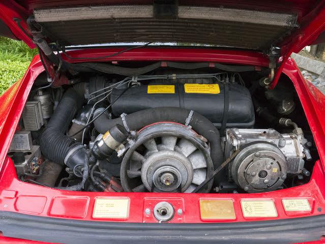 Picture of 1983 Porsche 911 Targa, engine, gallery_worthy