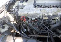 Picture of 1994 Mercedes-Benz S-Class S 350D Turbodiesel, engine, gallery_worthy