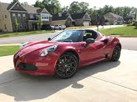 Picture of 2016 Alfa Romeo 4C Spider RWD, exterior, gallery_worthy