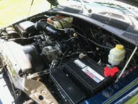 Picture of 2005 Jeep Liberty Sport 4WD, engine, gallery_worthy