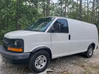 Picture of 2011 Chevrolet Express Cargo 2500 RWD, exterior, gallery_worthy
