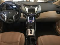 Picture of 2011 Hyundai Elantra Limited Sedan FWD with Navigation, interior, gallery_worthy