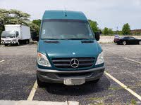 Picture of 2012 Mercedes-Benz Sprinter Cargo 2500 170 High Roof Extended RWD, exterior, gallery_worthy