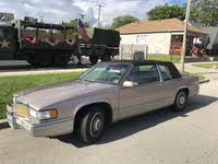 Picture of 1990 Cadillac DeVille Coupe FWD, exterior, gallery_worthy