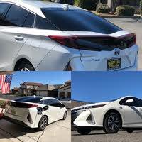 Picture of 2017 Toyota Prius Prime Premium, exterior, gallery_worthy