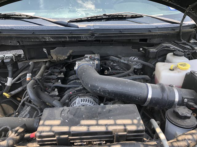 Picture of 2013 Ford F-150 SVT Raptor SuperCrew 4WD, engine, gallery_worthy