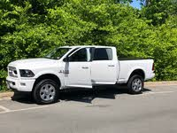 Picture of 2018 Ram 2500 Big Horn Mega Cab 4WD, exterior, gallery_worthy