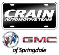 Crain Buick GMC of Springdale logo