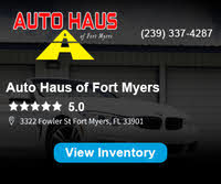 Auto Haus of Fort Myers logo