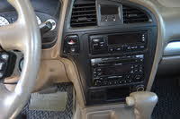 Picture of 2003 Nissan Pathfinder SE, interior, gallery_worthy