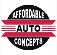 Affordable Auto Concepts logo