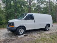 2011 Chevrolet Express Cargo Overview