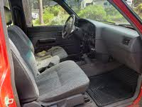 Picture of 1991 Toyota Pickup 2 Dr Deluxe 4WD Extended Cab SB, interior, gallery_worthy