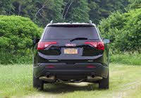 Rear profile of the 2019 GMC Acadia., exterior, gallery_worthy