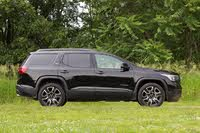 Side profile of the 2019 GMC Acadia., exterior, gallery_worthy