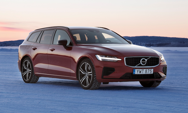 2020 Volvo V60 , exterior, manufacturer, gallery_worthy