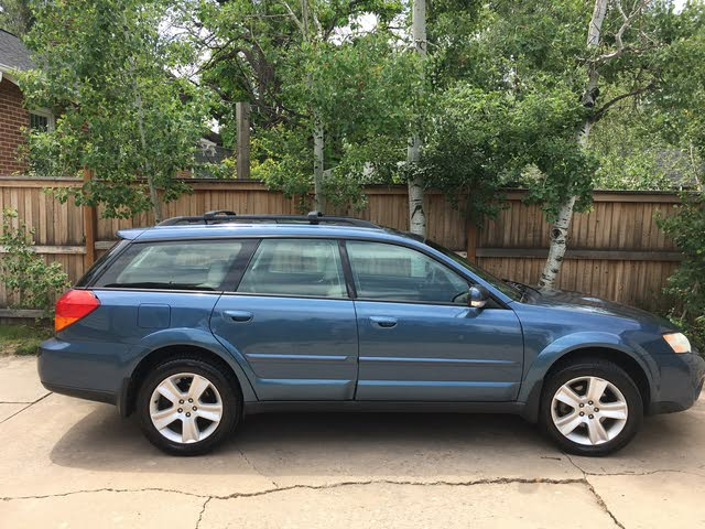 Picture of 2006 Subaru Outback 2.5 XT Wagon AWD