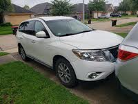 Picture of 2014 Nissan Pathfinder S 4WD, exterior, gallery_worthy