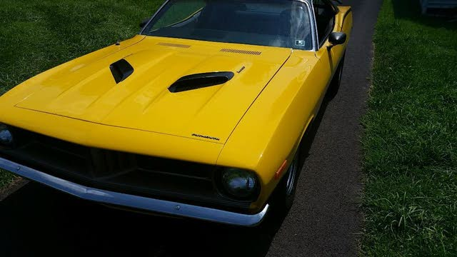 Picture of 1974 Plymouth Barracuda