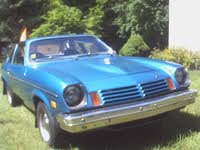 Picture of 1975 Chevrolet Vega Cosworth, exterior, gallery_worthy