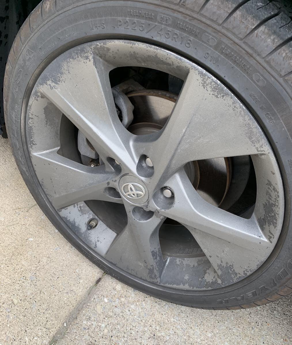 Cargurus Toyota Camry: Repairing Wheels Thing