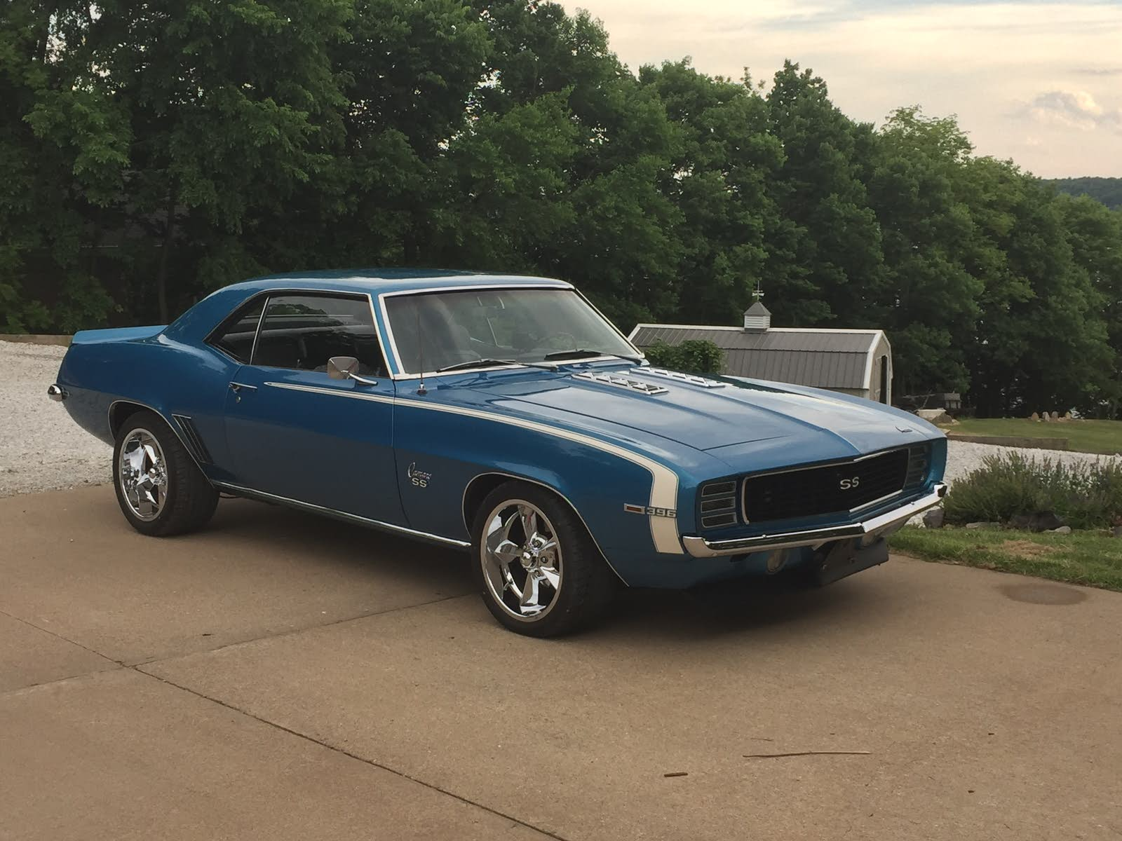 Chevrolet Camaro Questions - How much is a good 1969 Chevrolet