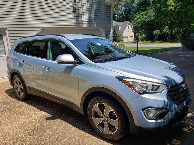 Picture of 2013 Hyundai Santa Fe GLS AWD