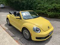 Picture of 2015 Volkswagen Beetle 1.8T Convertible with Technology and Rearview Camera, exterior, gallery_worthy