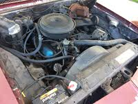 Picture of 1976 Oldsmobile Omega, engine, gallery_worthy