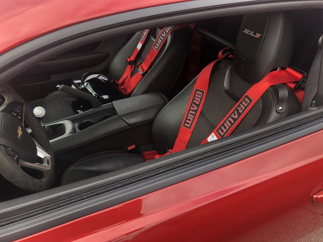 Picture of 2015 Chevrolet Camaro ZL1 Coupe RWD, interior, gallery_worthy