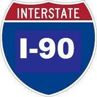 I90 Motors & RV logo