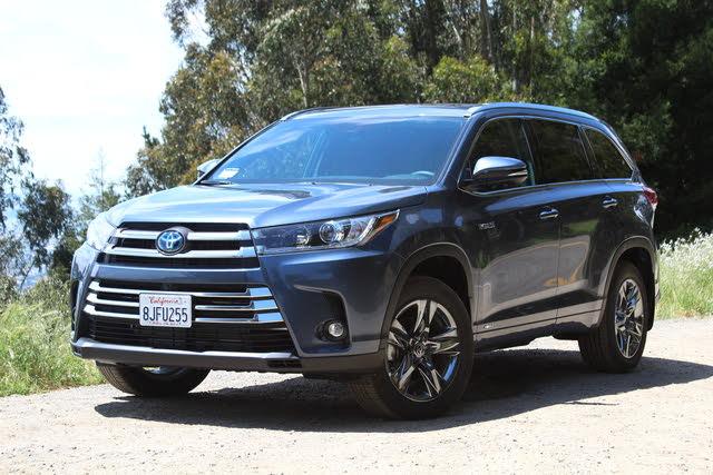 Image de 2019 Toyota Highlander Hybrid