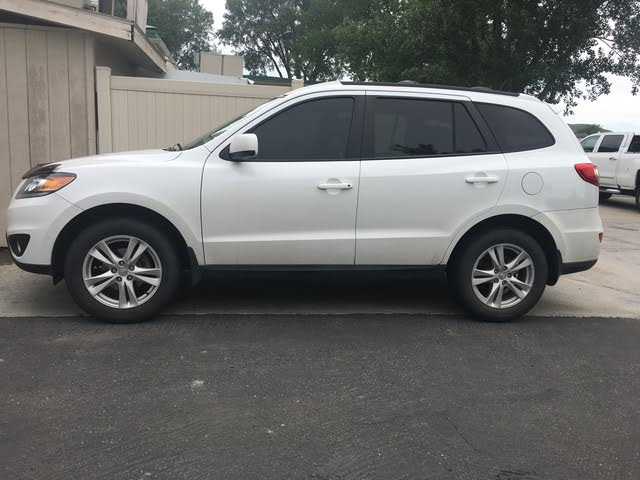 Picture of 2012 Hyundai Santa Fe 3.5L SE AWD, exterior, gallery_worthy