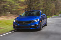 2019 Honda Civic Picture Gallery