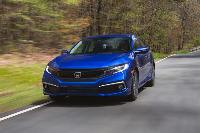 2019 Honda Civic, exterior, gallery_worthy
