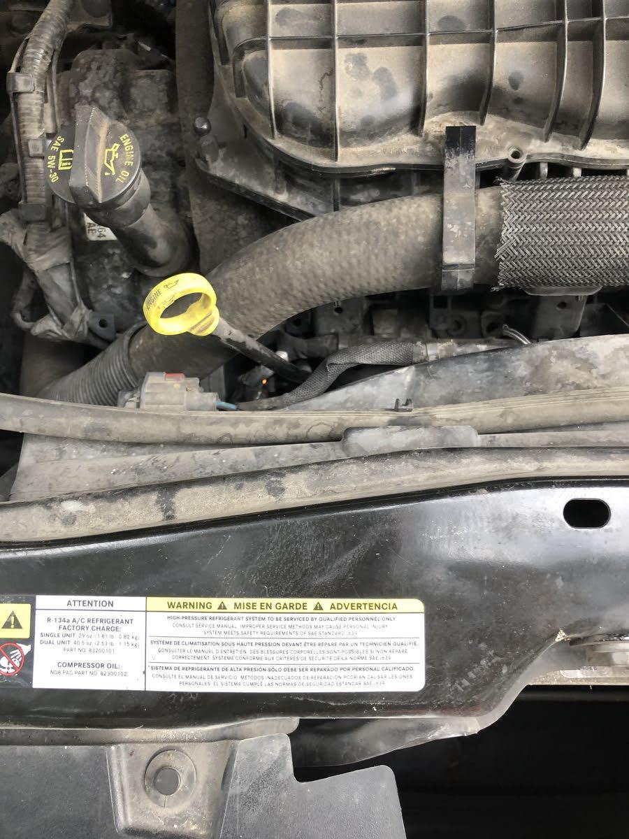 Dodge Grand Caravan Questions - Battery Light On Voltage