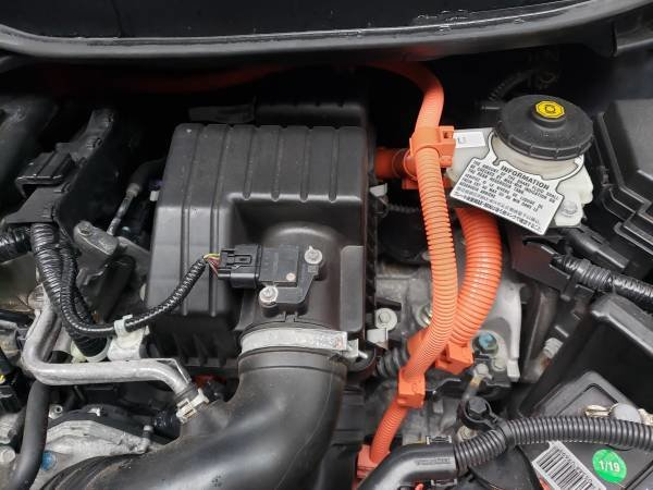 Picture of 2009 Honda Civic Hybrid FWD, engine, gallery_worthy