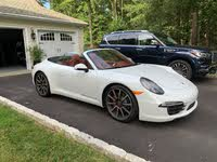 Picture of 2014 Porsche 911 Carrera S Cabriolet RWD, exterior, gallery_worthy