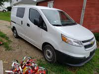 Picture of 2017 Chevrolet City Express LS FWD, exterior, gallery_worthy