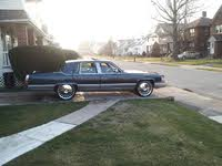 Picture of 1990 Cadillac Brougham RWD, exterior, gallery_worthy