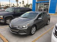 2017 Chevrolet Volt Overview